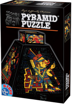 D-Toys Egyptian Art 2 Jigsaw Puzzle | SeriousPuzzles com
