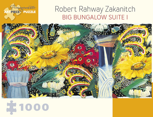 Zakanitch: Big Bungalow Suite I - 1000pc Jigsaw Puzzle by Pomegranate