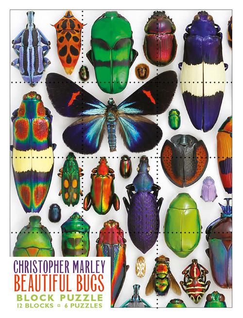 Marley: Beautiful Bugs - 12pc Block by Pomegranate