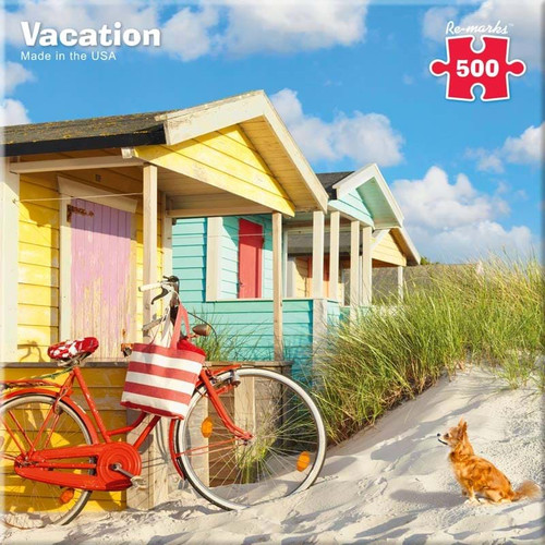 Vacation - 500pc Jigsaw Puzzle By Re-marks