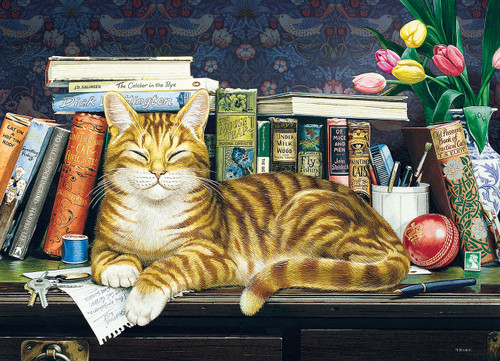 Marmaduke - 1000pc Jigsaw Puzzle by Cobble Hill