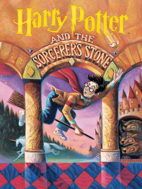 Sorcerer's Stone - 1000pc Jigsaw Puzzle by New York Puzzle Company