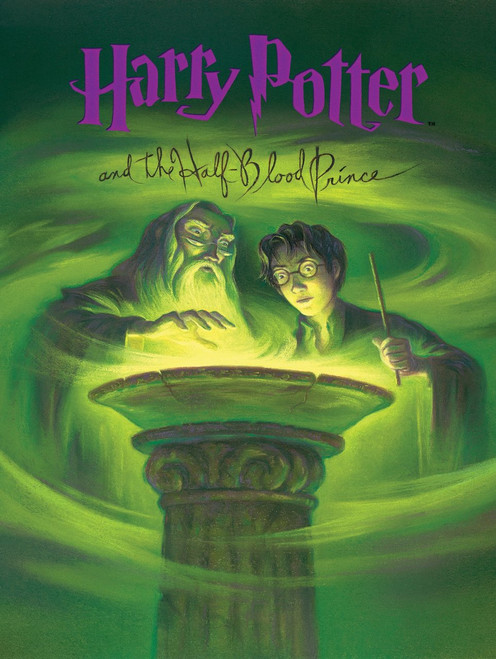 Half-Blood Prince - 1000pc Jigsaw Puzzle by New York Puzzle Company