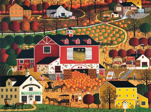 Charles Wysocki: Butternut Farms