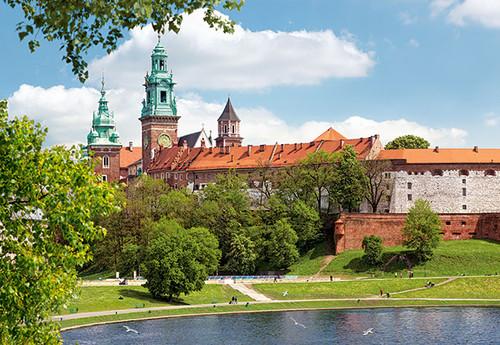 Jigsaw Puzzles - Wawel Royal Castle, Krakow, Poland