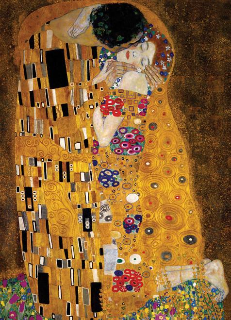 Eurographics Jigsaw Puzzles - The Kiss