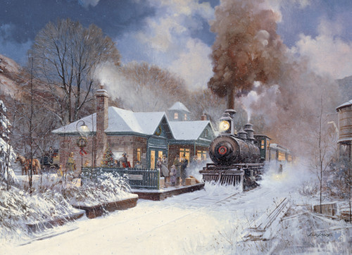 Cobble Hill Jigsaw Puzzles - Next Stop