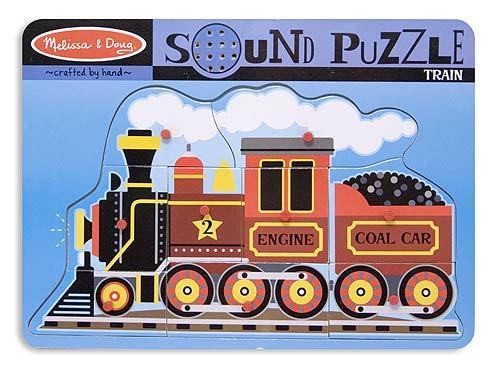 Sound Puzzles - Train