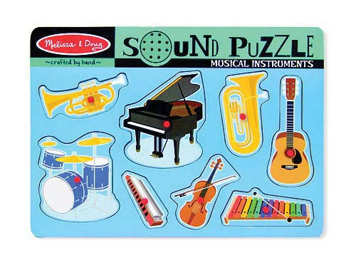Music Puzzles - Musical Instruments
