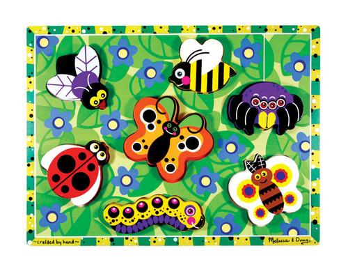 Children's Puzzles - Bugs