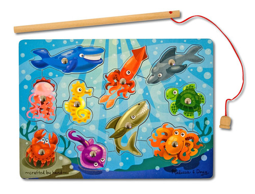 Children's Puzzles - Fishing