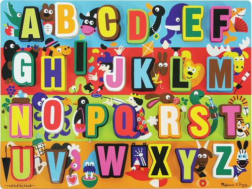 Children's Puzzles - Jumbo ABC