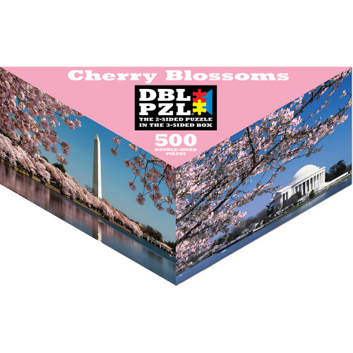 Jigsaw Puzzles - Cherry Blossoms