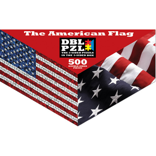 Jigsaw Puzzles - The American Flag