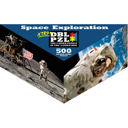 Jigsaw Puzzles - Space Exploration