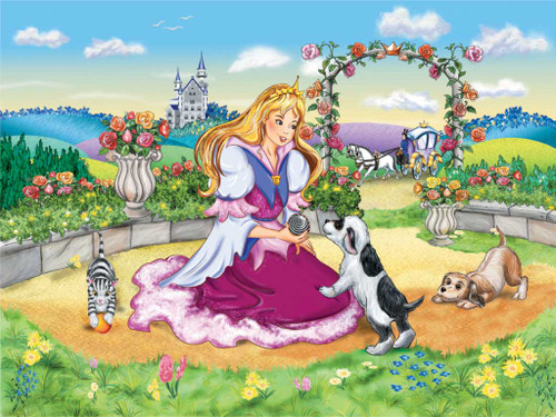 Jigsaw Puzzles for Kids - Little Princess