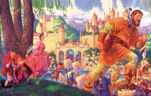 Jigsaw Puzzles - Happily Ever After