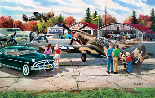 Jigsaw Puzzles - Warbird Rally