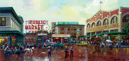 Jigsaw Puzzles - Public Market
