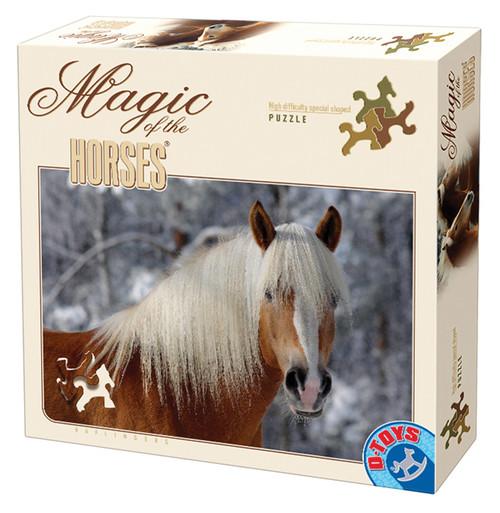 D-Toys Haflinger Solo Jigsaw Puzzle