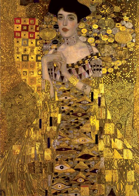 D-Toys Adele Bloch-Bauer: Klimt Jigsaw Puzzle