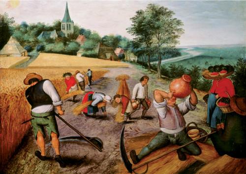 D-Toys Summer: Brueghel Jigsaw Puzzle