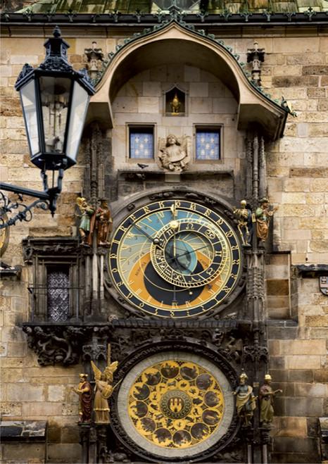D-Toys Prague Clock Jigsaw Puzzle