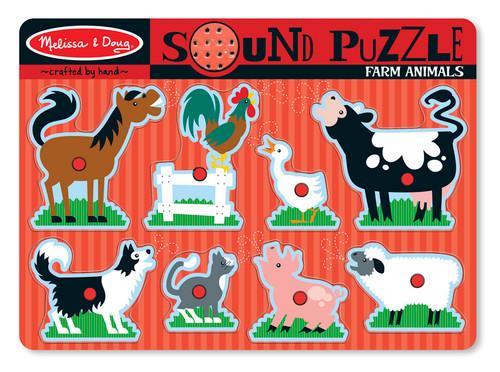 Sound Puzzles - Farm