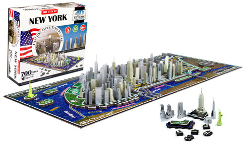 Educational Puzzles - New York