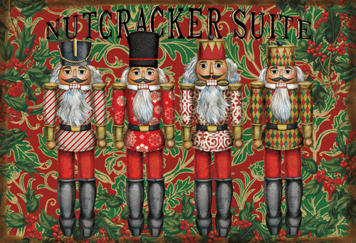 Nutcracker Suite - 1000pc Jigsaw Puzzle by Lang