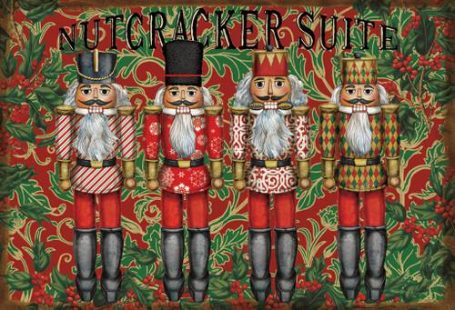 Nutcracker Suite - 1000pc Jigsaw Puzzle by Lang