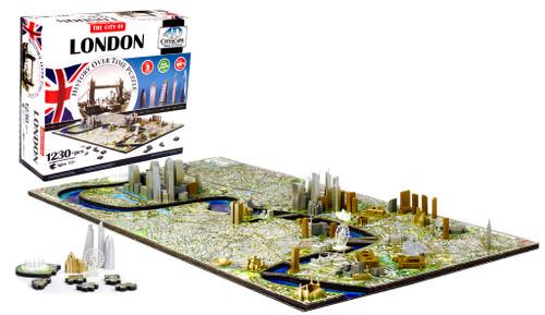 Educational Puzzles - London