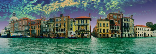 View of Venice - 1000pc Jigsaw Puzzle by Schmidt