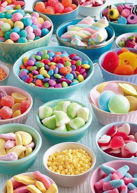 Sweet Temptations - 500pc Jigsaw Puzzle by Schmidt