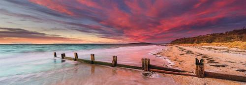Mccrae Beach, Mornington Peninsula, Victoria, Australia - 1000pc Jigsaw Puzzle by Schmidt