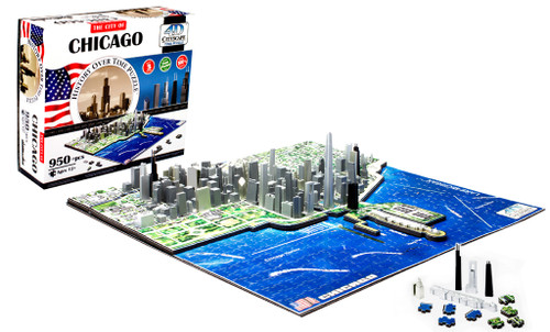 Educational Puzzles - Chicago