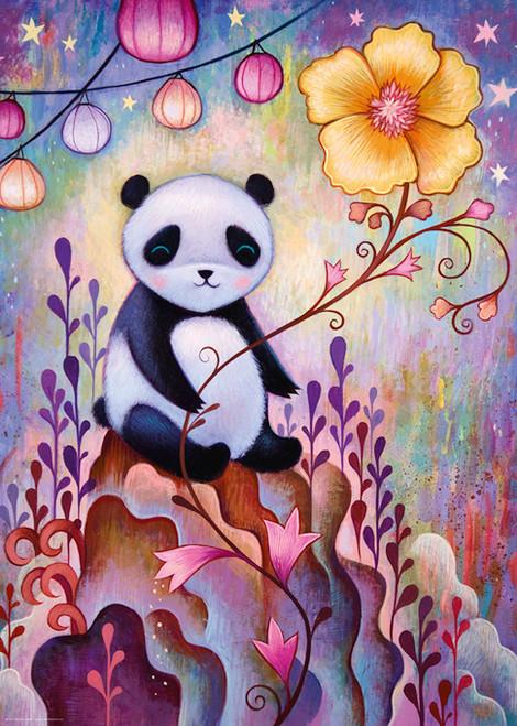 Panda Naps - 1000pc Jigsaw Puzzle By Heye