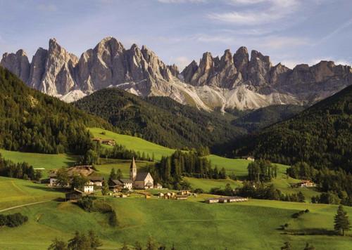 Dolomites, Italy - 1000pc Jigsaw Puzzle By Jumbo