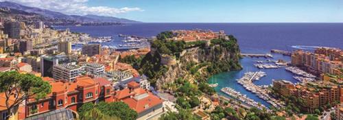 Monte Carlo, Monaco - 1000pc Jigsaw Puzzle By Jumbo