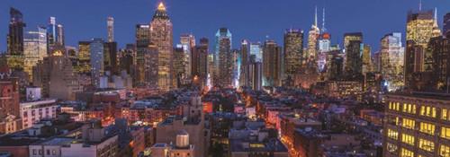 New York Skyline - 1000pc Jigsaw Puzzle By Jumbo