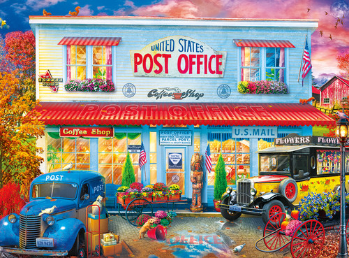 Country Delivery - 1000pc Jigsaw Puzzle by Buffalo Games