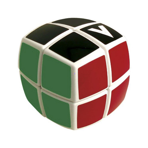 2 x 2 Pillowed Puzzle Cube by V-CUBE