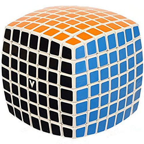 7 x 7 Pillowed Puzzle Cube by V-CUBE