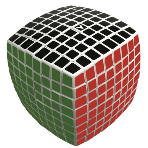8 x 8 Pillowed Puzzle Cube by V-CUBE