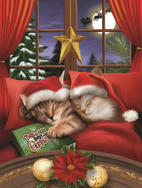 To All a Merry Christmas - 500pc Jigsaw Puzzle By Sunsout
