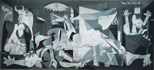 Dowdle Panoramic Jigsaw Puzzles - Picasso: Guernica