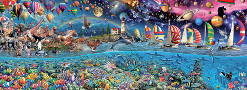 Educa Jigsaw Puzzles - Life, The Greatest Puzzle