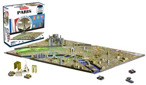 Educational Puzzles - Paris