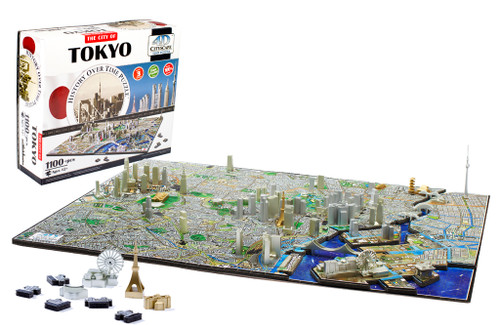 Educational Puzzles - Tokyo