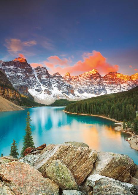Moraine Lake, Banff National Park, Canada - 1000pc Jigsaw Puzzle by Educa
